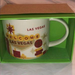 NIB Starbucks Las Vegas YAH Mug